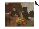 The Milliners, C.1882-1905 Art by Edgar Degas