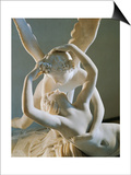 Cupid and Psyche Prints by Antonio Canova