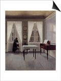 Interieur, Strandgade 30, 1901 Posters by Vincent van Gogh