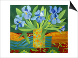 Iris, 2014 Prints by Jennifer Abbott