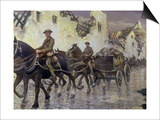 After the Recapture of Bapaume, 1918 Prints by Christopher Richard Wynne Nevinson