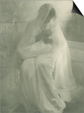 The Manger, 1904-14 Prints by Gertrude Käsebier