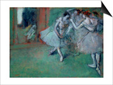 Group of Dancers, 1890s Posters by Edgar Degas