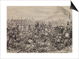 The Zulu War: the Field of Isandlwana Revisited, 1879 Posters by Melton Prior