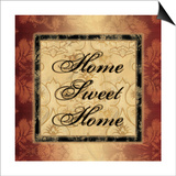 Home Sweet Home Art by Piper Ballantyne