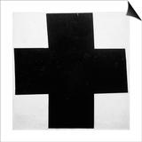 Black Cross Plakater af Kasimir Malevich