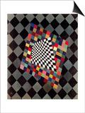Square, 1927 Kunstdrucke von Wassily Kandinsky