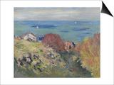 Pourville, 1882 Prints by Claude Monet
