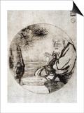 Portrait of Lao-Tzu Prints