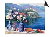 Mediterranian Scene Prints by John Zaccheo
