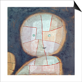 Paul Klee - Bust of a Child, 1933 Obrazy