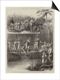 The Congo Expedition Print by William Ralston