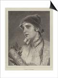 Clarisse Prints by Conrad Kiesel