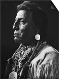 Chief Two Guns White Calf Poster
