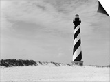 Cape Hatteras Lighthouse Art by GE Kidder Smith