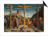 Crucifixion, 1557-60 Prints by Andrea Mantegna