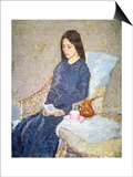 The Convalescent, C.1923-24 Prints by Gwen John