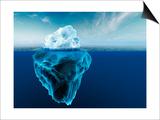 Melting Iceberg Art par Matthias Kulka
