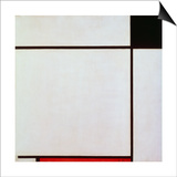 Composition, 1927 Prints by Piet Mondrian
