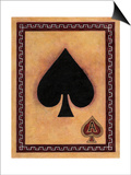 Ace of Spades Prints by John Zaccheo