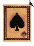 Ace of Spades Prints by John Zaccheo