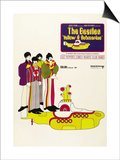 Yellow Submarine, 1968 Art