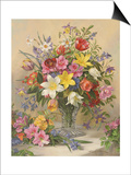 Ab/295 Mid Spring Glory Posters by Albert Williams