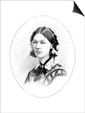 Florence Nightingale (1820-191), British Nurse Prints