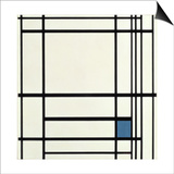 Composition in Lines and Colour: III, 1937 Print by Piet Mondrian