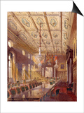 Ironmongers Hall, London, 1888 Art by John Crowther