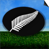 New Zealand Rugby Prints by  koufax73