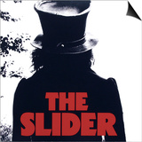 T. Rex - The Slider 1972 - Back Plakater af Epic Rights