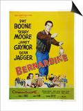Bernardine, Center: Pat Boone, 1957 Posters