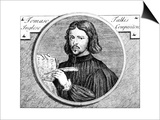 Thomas Tallis, (C1505-158), English Organist and Composer, 1700 Prints by Niccolo Francesco Haym