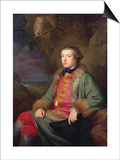 James Boswell, 1765 Prints by George Willison