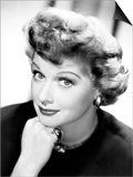 Lucille Ball, Ca. Early 1950s Poster