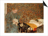 The Young Patient, C.1892 Print by Edouard Vuillard