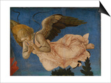 Angel (Panel of the Pistoia Santa Trinita Altarpiec), 1455-1460 Posters by Francesco Di Stefano Pesellino