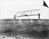 Orville Wright in Glider Prints