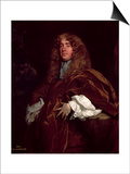 Portrait of John Maitland, 1st Duke of Lauderdale (1616-82) C.1665 Posters by Sir Peter Lely