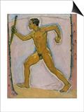 The Wayfarer, 1914 Posters par Koloman Moser