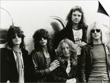 Aerosmith - Eurofest 1977 B&W Poster par  Epic Rights