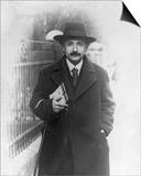 Albert Einstein Outside His Laboratory Prints