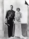 King George Vi and Queen Elizabeth of England, 1939 Posters by Dorothy Wilding