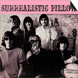 Jefferson Airplane - Surrealistic Pillow 1967 Posters af Epic Rights