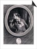 Comptez Sur Mes Serments!, 1789 Posters par Augustin De Saint-aubin