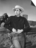 Rawhide, Tyrone Power, 1951 Prints