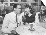 The Lady Eve, from Left: Henry Fonda, Barbara Stanwyck, 1941 Art