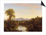 Catskill Creek, New York, 1845 Prints by Thomas Cole