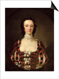 Flora Macdonald, 1747 Posters by Richard Wilson